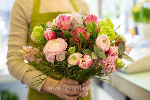 چطور بهترین گل برای تبریک را بخریم؟