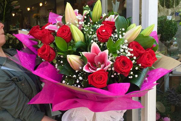 سفارش آنلاین گل در تهران