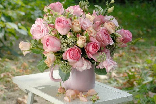 گل فروشی آنلاین در پاسداران