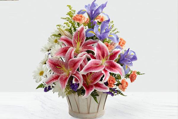گل فروشی در ستارخان